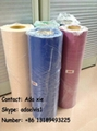 Best quality PU PVC Flock Heat Transfer Vinyl for clothing