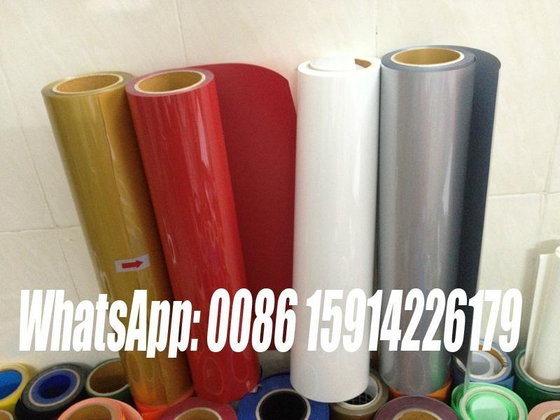 PU heat transfer vinyl film for cotton fabric wholesale 1