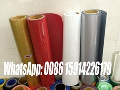 PU heat transfer vinyl film for cotton fabric wholesale