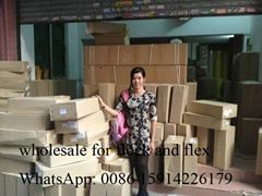 Korea quality PVC/PU/Gli