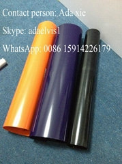 JY pvc paper laminating sheet pvc heat transfer printing film