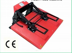High Quality Large Format Heat Press Machine--60*80cm/Modelos de Estampadoras