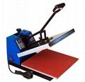 Factory supply directly sublimation machine/cheap used t shirt heat press machin