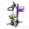 hot sales printing manual transfer heat cap hot press machine