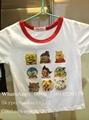 JY T-shirt Heat transfer vinyl for PU