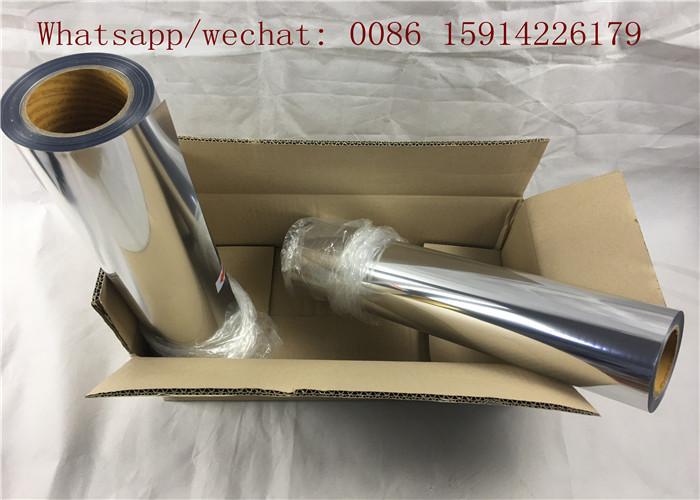 50cm*50m korean quality si  er metallic garment heat transfer film 3