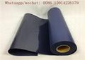 Navy blue Flock Heat Transfer Vinyl Easy