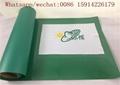 Original Korean Custom Green Flock Heat Transfer Vinyl For Cutter Press Clothing