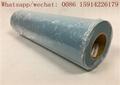 Sky blue 3D Flock Heat Transfer Vinyl For Clothing Heat Press Machine