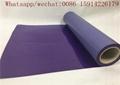 Purple Flocking Heat Press Vinyl Rolls