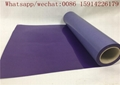 Purple Flocking Heat Press Vinyl Rolls For Cutting Plotter Sk850T
