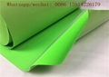 Neon Green Easy Weed Flock Heat Transfer Vinyl Iron On HTV Film Roll 50cm*25m 2