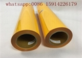 Yellow Color Heat Transfer Vinyl Strong