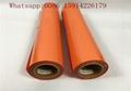 Cuttable Orang PU Heat Transfer Vinyl Good Color Saturation Environmental Frien 2