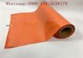 Cuttable Orang PU Heat Transfer Vinyl Good Color Saturation Environmental Frien 3