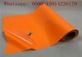Heat Transfer Neon Orange PU Vinyl High