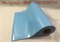 High Temperature Iron Neon Blue Glitter