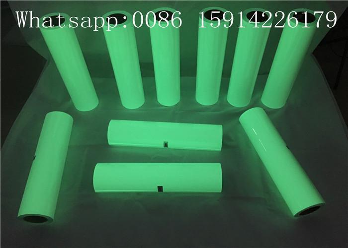 27 Yards Glow Heat Transfer Vinyl , 50cm*25m Glow In The Dark HTV Roll 1