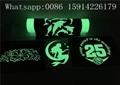 Luminous Glow In The Dark Flex 0.5*25M Green Good Fastness After Washing