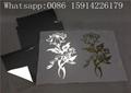 Soft Hand Feeling Reflective Heat Transfer Material Washable For SKT720 Plotter