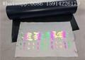 Eco - Friendly Reflective Heat Transfer Film High Durability Good Color Saturati
