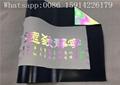 Lightweight Si  er Reflective Vinyl Roll , Soft PU Reflective Heat Press Vinyl 3