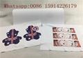 50cm*25m flock transfer film vinyl printable heat transfer vinyl for inkjet 4