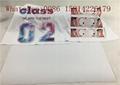 Korean quality 50cm*25m inkjet Eco-so  ent printable flock heat transfer vinyl 4
