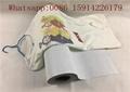Korean quality 50cm*25m custom printed glitter heat transfer viny for shoes