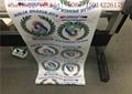 Flex Heat Transfer Vinyl For T Shirts / Colorable Pu Printable Heat Press Vinyl 1