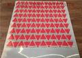 Super Flexibile Printed Heat Transfer Vinyl For Cotton Fabric ISO9001 2