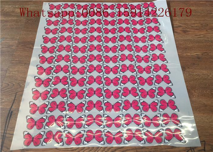 Super Flexibile Printed Heat Transfer Vinyl For Cotton Fabric ISO9001 6