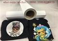Light T - Shirt Printable Heat Transfer Vinyl HTV For Inkjet Printer A4 Size