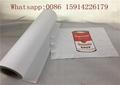50cm*25m Inkjet Printable Heat Transfer Vinyl For Dark Fabrics White Color 6