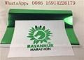 Original Green Korean Textile Metallic Heat Transfer Vinyl Environment Protect