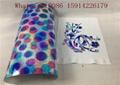 Washable Hologram Heat Transfer Vinyl Cold Peeling For Fashion T - Shirt