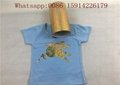Holographic Heat Transfer Foil 50cm*25m Bright Color For Clothing