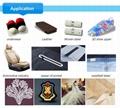 TPU Hotmelt Glue Stick Film & PES Hot Melt Adhesive Film for Garment Labels  3