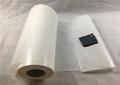TPU Hotmelt Glue Stick Film & PES Hot Melt Adhesive Film for Garment Labels  1
