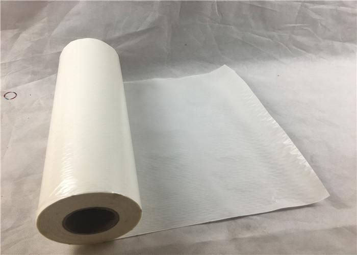 50cm*100yards 0.1mm thickness heat transfer adhesive glue film for clothing 4