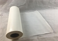 50cm*100yards 0.1mm thickness heat transfer adhesive glue film for clothing