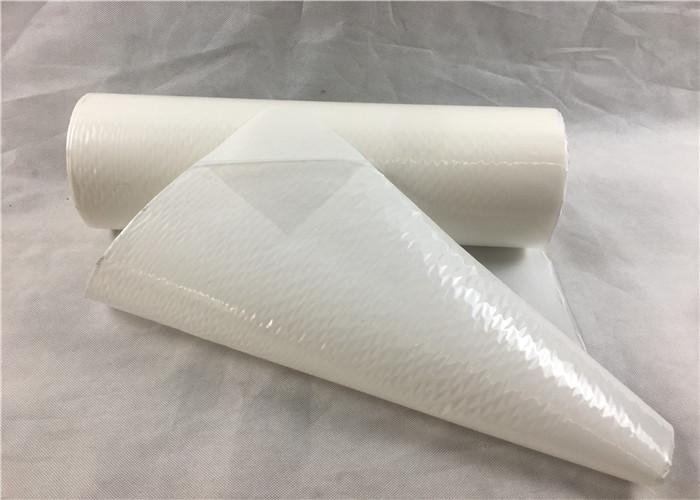 50cm*100yards 0.1mm thickness heat transfer adhesive glue film for clothing 5