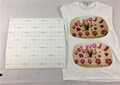 Dark 3G Jet-Opaque Transfer Paper A4 Heat Transfer Paper For Clothes