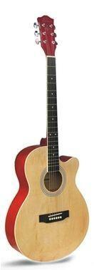 WJL49  Acoustic guitar of guitar beginner 1