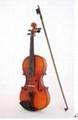 Violin of jazz guitar
