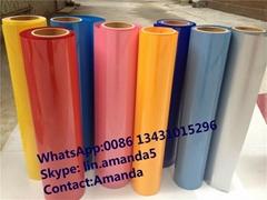 colorful heat transfer film flex