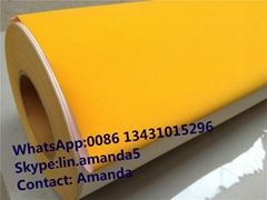 heat transfer textile flock
