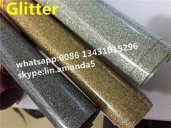 Glitter Heat transfer film vinyl for t