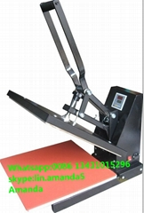 heat press machine for textile