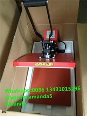 sublimation machine/cheap used t shirt heat press machine